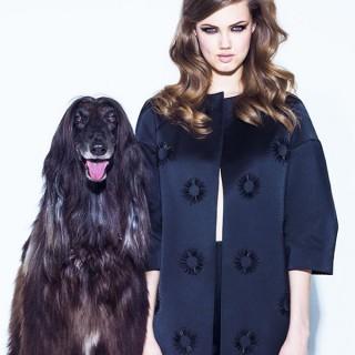 Big Hair Friday – Lindsey Wixson in Vogue Brasil