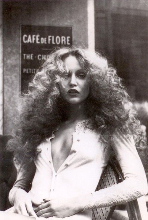 Jerry Hall - Vogue
