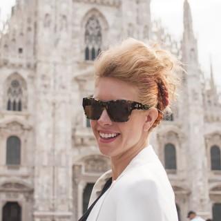 Big Hair Friday from Milan