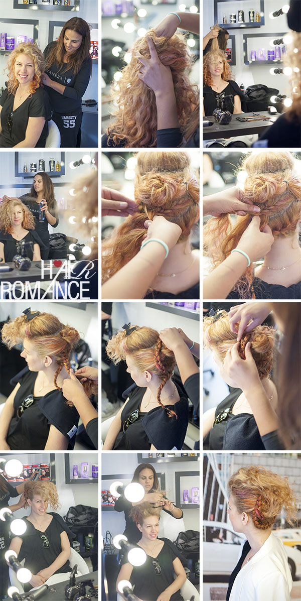 Hair Romance - Big Hair in Milan - how to