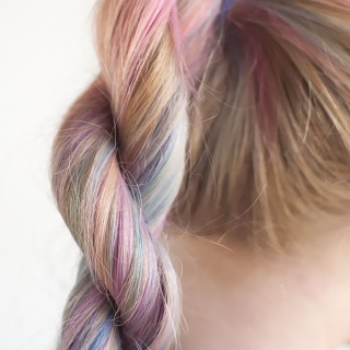Hair Romance - Hair tutorial - how to rope twist braid