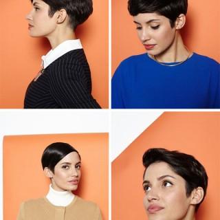 Short Cut Saturday – 1 pixie cut 4 ways