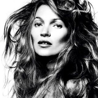 Big Hair Friday – Kate Moss