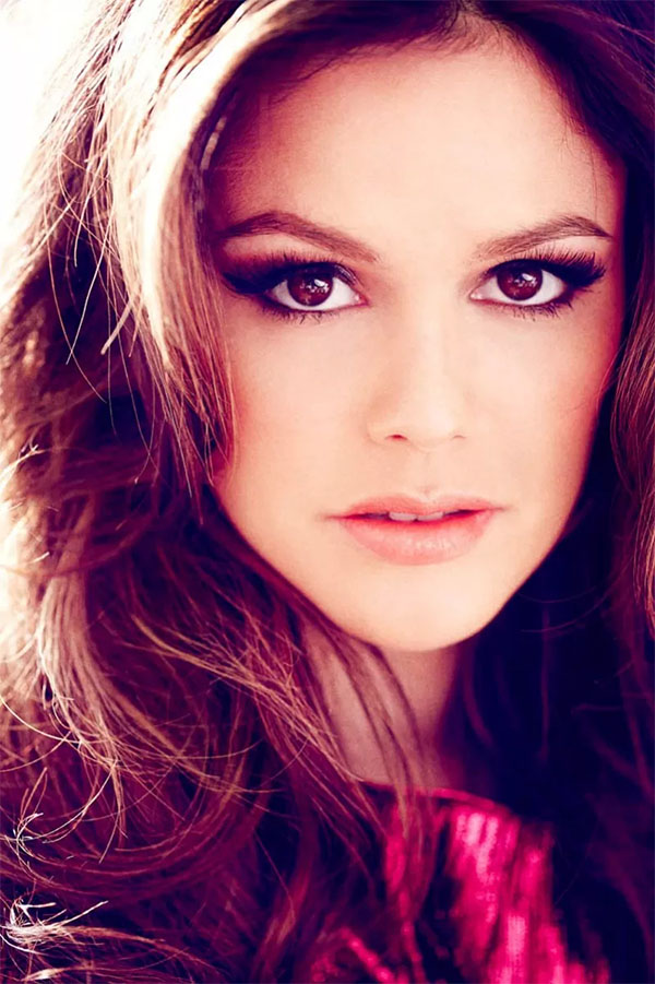 Rachel Bilson big hair - Marie Claire Mexico 1