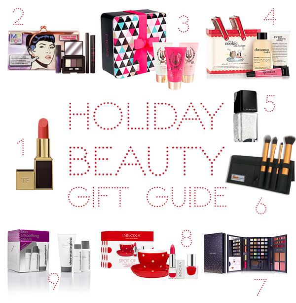 Hair Romance Holiday beauty gift guide