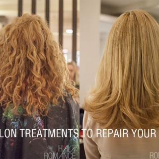 Hair Romance - Salon treatments to repair your hair