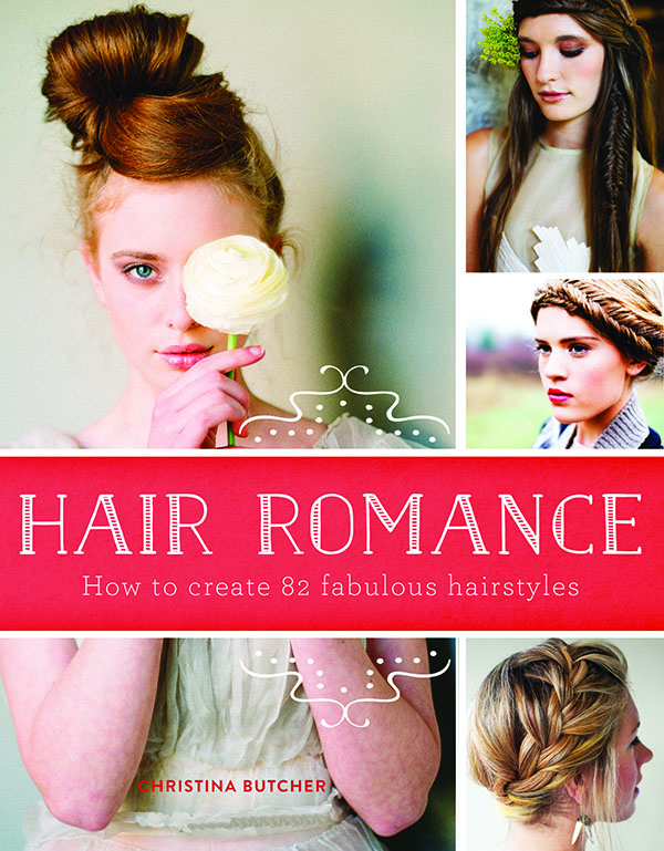 Hair Romance book cover Australia NZ