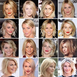 Julianne Hough - 16 ways to wear a bob haircut