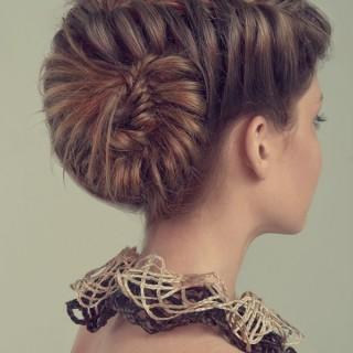 Big Hair Seashell Braid