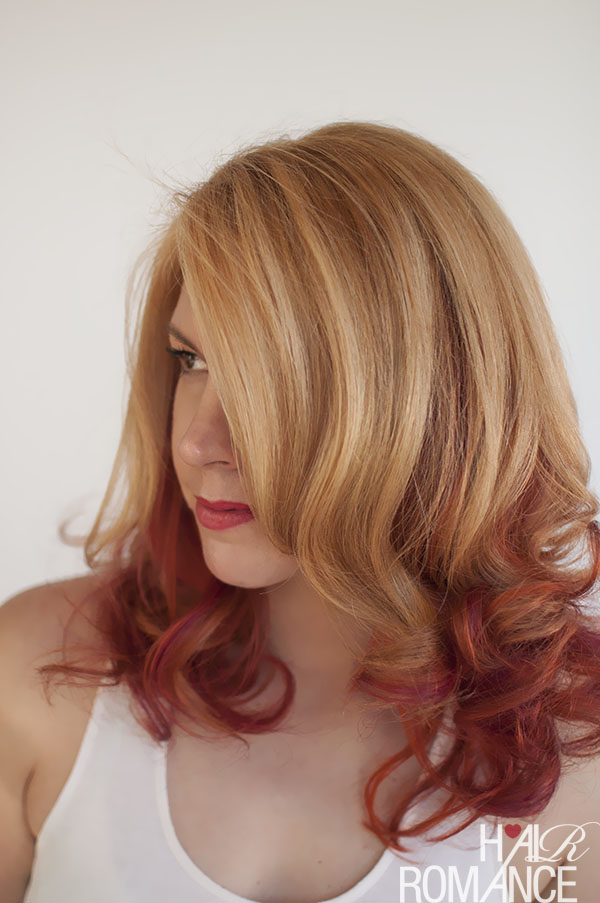 Hair Romance - Big Hair - new colour by Stevie English