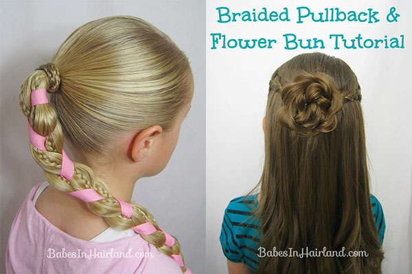 Babes in Hairland - girls hairstyle blog