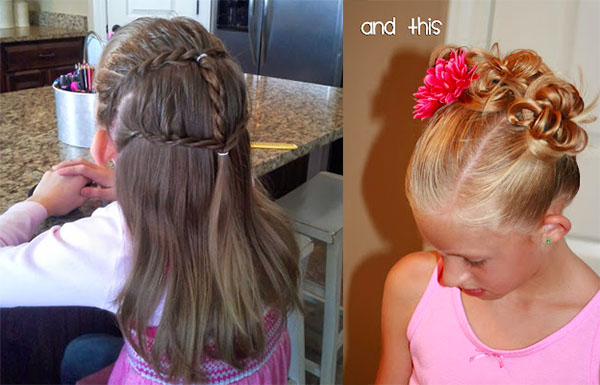 She does hair - girls hairstyle blog