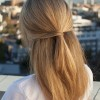Hair Romance - Half ponytail hairstyle tutorial