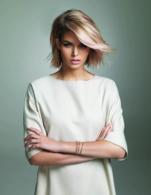 Hair Romance - short hair inspiration - blondes