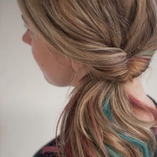 Video Tutorial: The 1-Minute Rolled Chignon forecasting