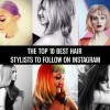 Top 10 best hair stylists to follow on instagram