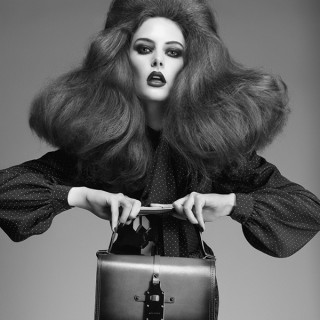 Big Hair Friday - Vogue Portugal