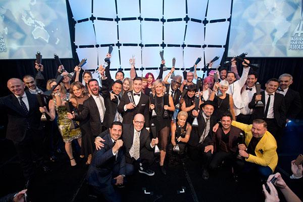 AHFA 2014 winners