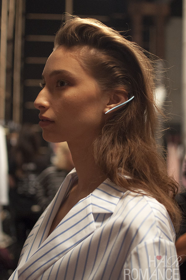 Hair Romance - Scenes from MBFWA 2014 Day 2 - Alexandra Agoston at Michael Lo Sordo