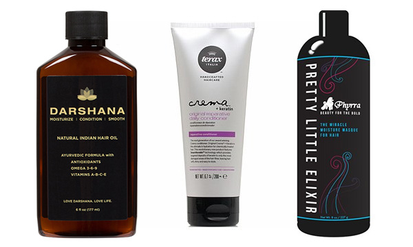 3 Cult products for damaged hair