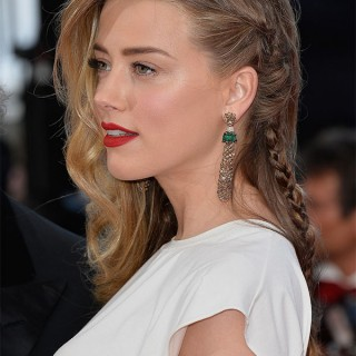 Amber Heard - Cannes