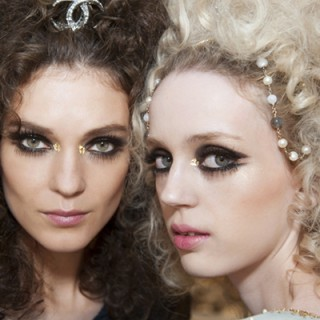 Big Hair - Chanel Cruise Dubai 2014 2