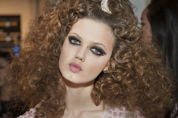 Big Hair - Chanel Cruise Dubai 2014 5