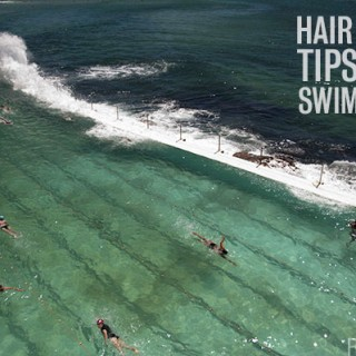 Hair Romance - hair care tips for swimmers