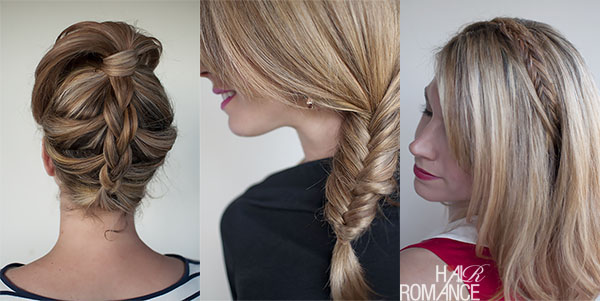 Hair Romance - Braids for days