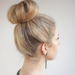 Hair Romance - I love big buns