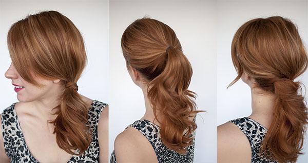 Hair Romance - pony tails