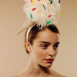 Icecream gelato hat by Awon Golding