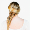 Gorgeous fishtail braid tutorial