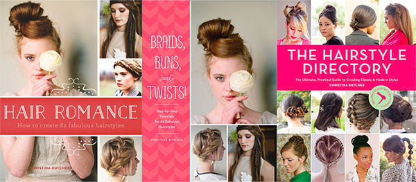 Hair Romance - Buns Braids and Twists - Hairstyle DIrectory