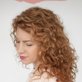 A new solution to tame frizz (that even works for curls)