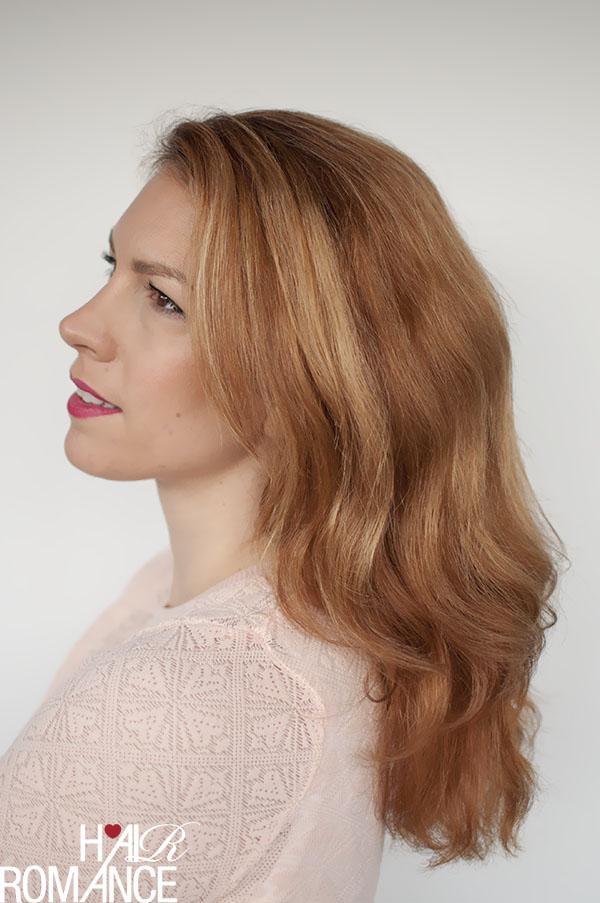 Hair Romance - Kerastase Discipline treatment review - first wash