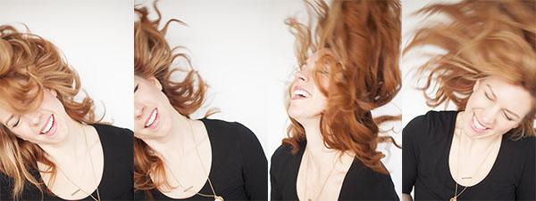 Hair Romance - hair flipping