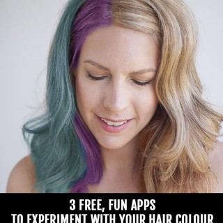 Hair Romance - 3 free fun apps to experiment with your hair