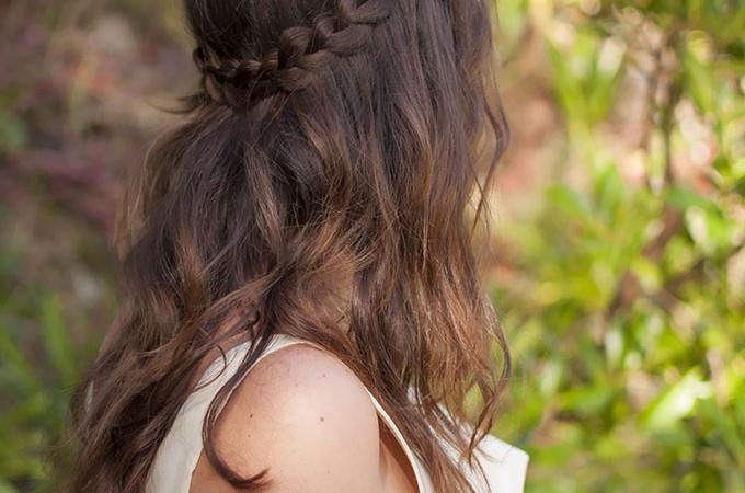 Hair Romance - DIY Wedding hair ebook - bohemian bride