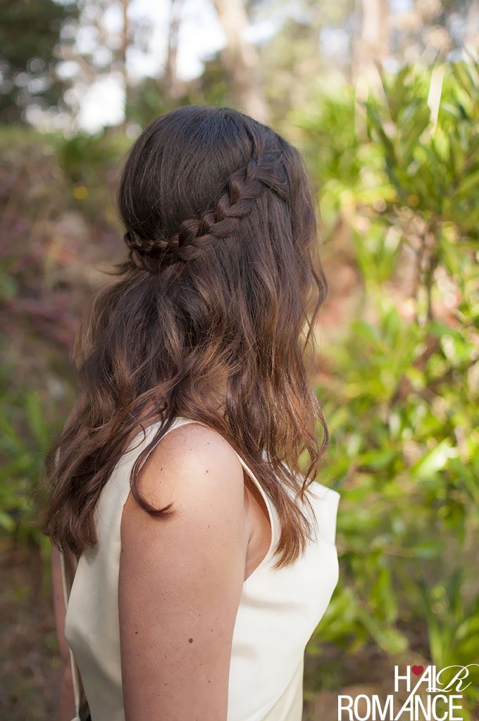 Hair Romance - DIY Wedding hair ebook - bohemian bride
