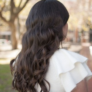 Hair Romance - DIY Bridal Beauty - Modern waves