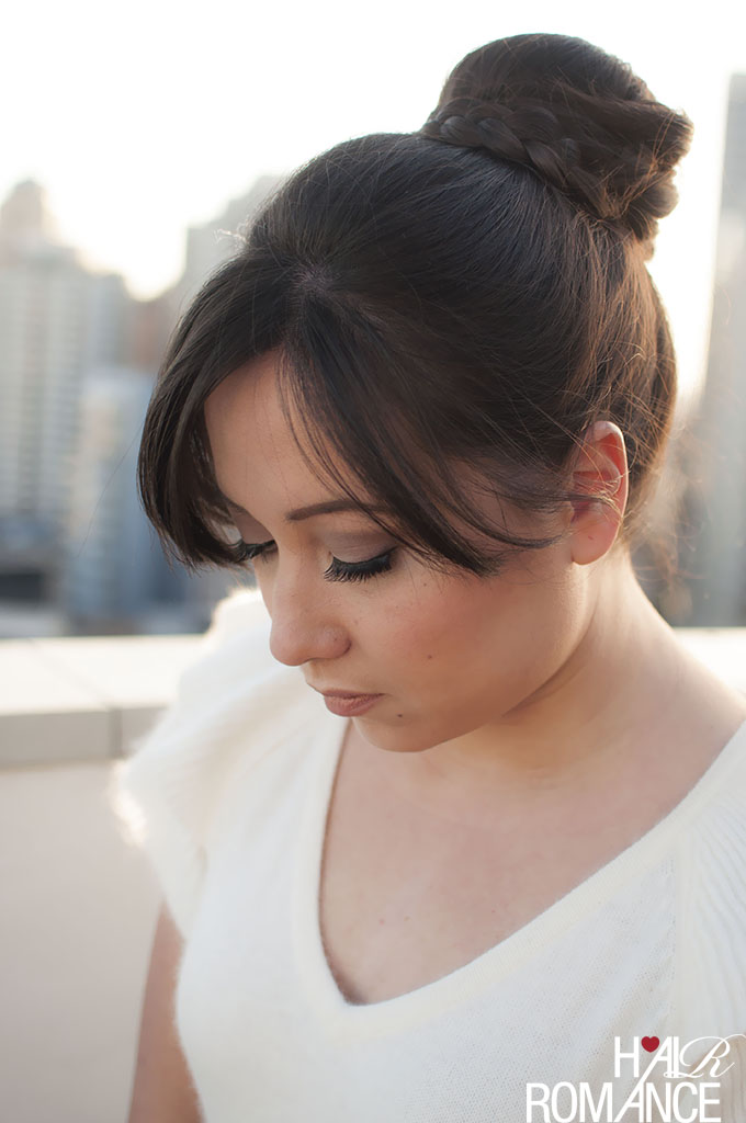 Hair Romance - DIY Bridal Beauty - The Sophisticate