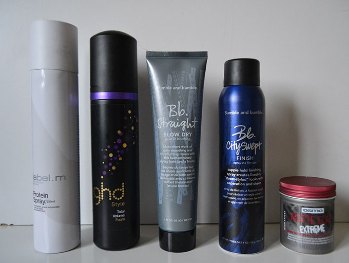 Beauty and the Boy - fave hair prods