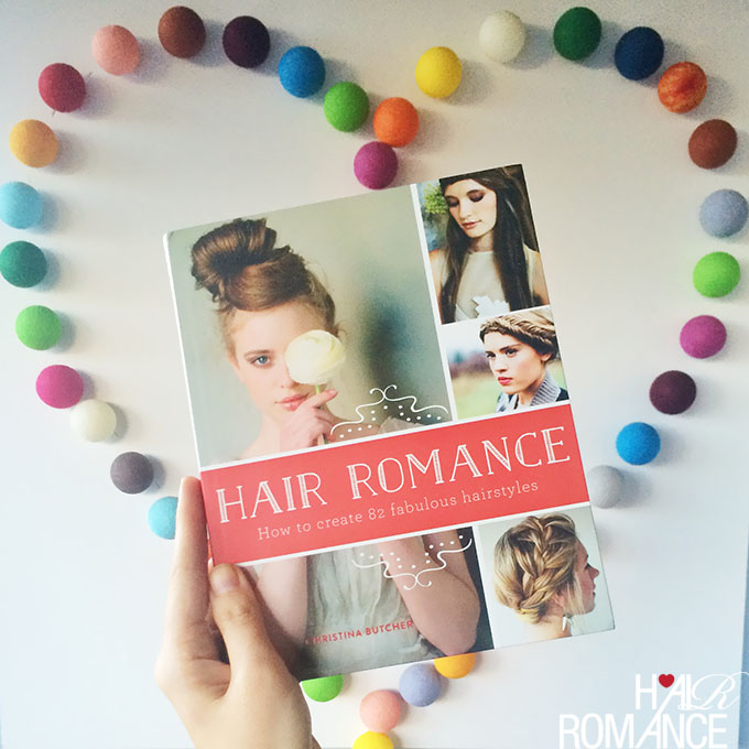 Hair Romance book - Christina Butcher