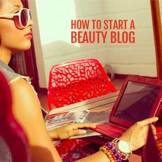 How to start a beauty blog – Beauty Blog School