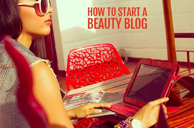 How to start a beauty blog - Hair Romance blogging tutorial