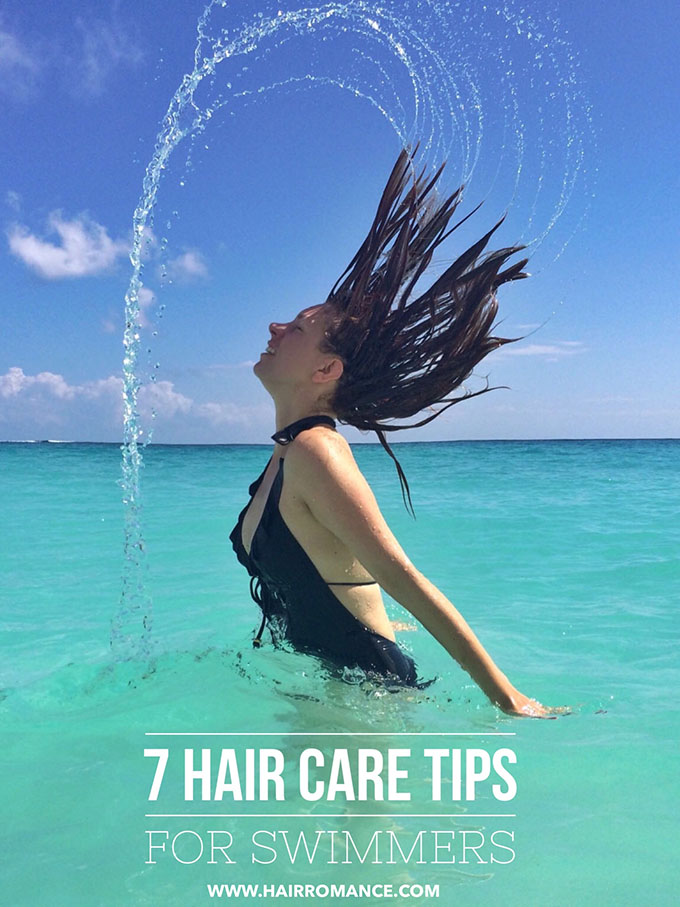 Hair Romance - 7 hair care tips for swimmers