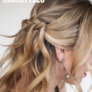 Hair Romance - Valentine's Day hairstyle ideas