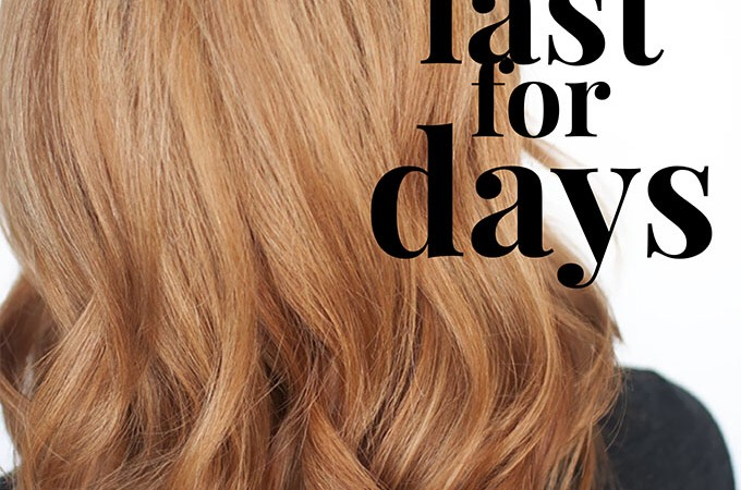 Hair Romance - How to make your blowdry last for days
