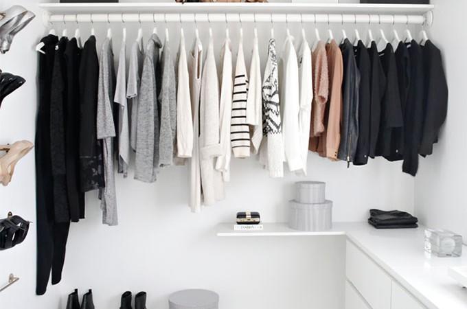 Stylizimo walk in wardrobe